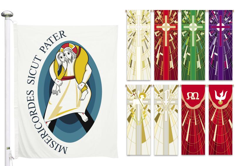 766-767-Banners_Vlaggen