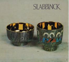 First catalog printed in color Slabbinck